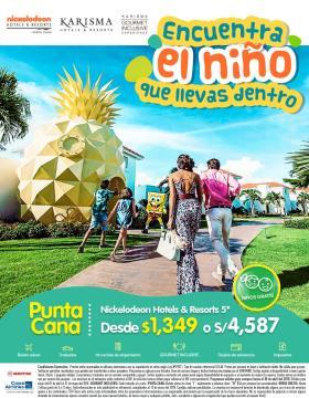 Punta Cana - Nickelodeon Hotels & Resorts KARISMA