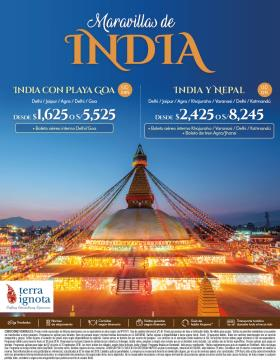 Maravillas de INDIA