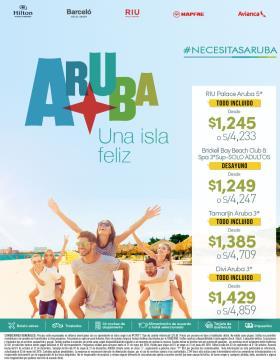 Aruba - Una isla feliz