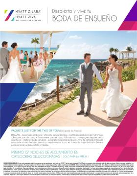 Bodas de ensueño con Playas Resorts