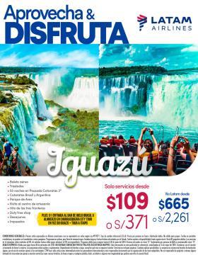 Aprovecha y disfruta Iguazú