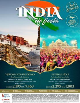 India de Fiesta - Solo Servicios