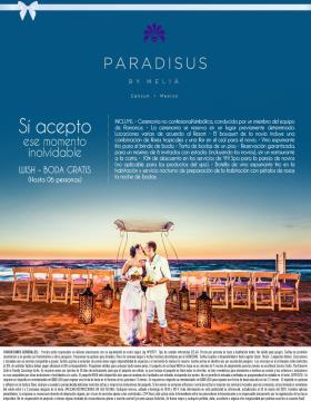 Bodas con Paradisus by Meliá