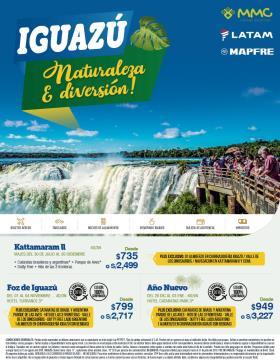 Iguazú - Naturaleza & Diversión