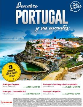 Descubre Portugal y todo su encanto