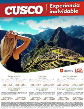 Cusco, experiencia inolvidable