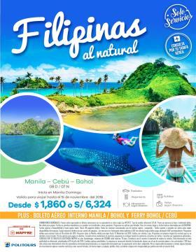Filipinas al natural