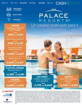 Palace Resorts - Un Paraíso reservado para ti