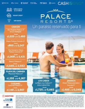 Palace Resorts - Un Paraíso reservado para tí
