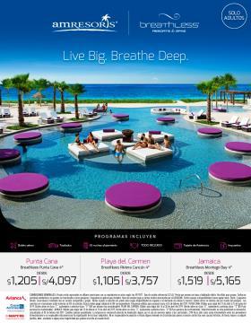 AM Resorts - Breathless