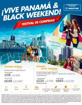 Black Weekend Panamá
