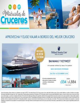 Bahamas y Keywest