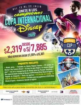 Copa Internacional Disney