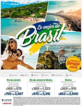 Lo mejor de Brasil 2019