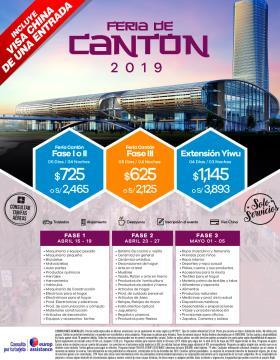 Feria de Cantón 2019