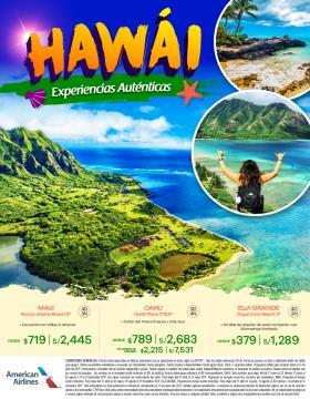 Hawaii, experiencias auténticas