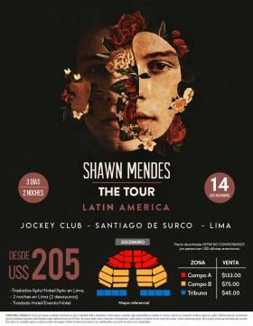 Shaw Mendes - The Tour Latin America