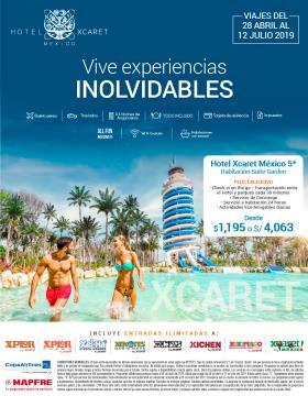 Vive experiencias inolvidables - Hotel Xcaret