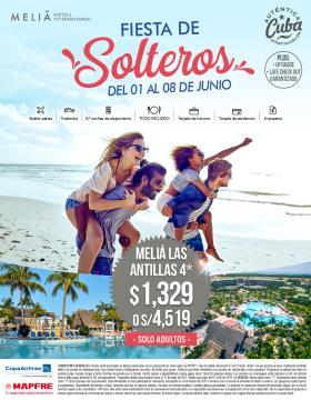 Fiesta de Solteros - Meliá Cuba