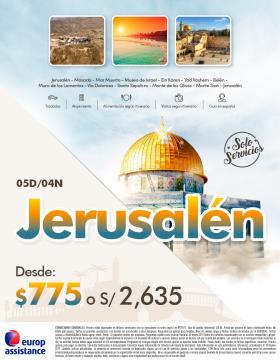 Jerusalén - Solo Servicios