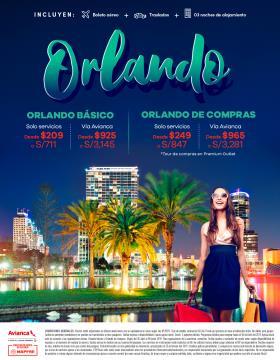 Orlando Básico