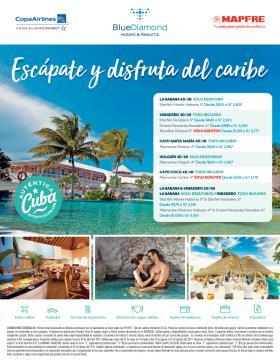 Escápate y disfruta del caribe - Blue Diamond Cuba