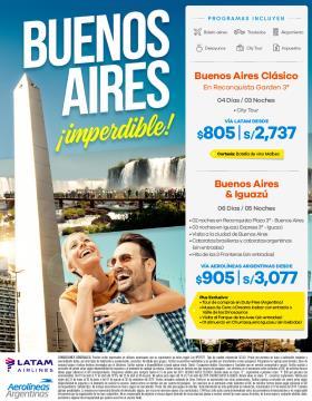 Buenos Aires Imperdible