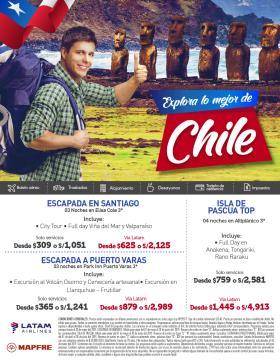 Explora lo mejor de Chile