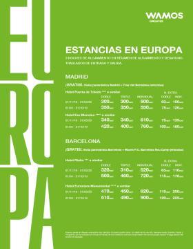 Estaciones de europa Madrid - Barcelona