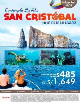 Isla San Cristobal - Lo mejor de Galápagos