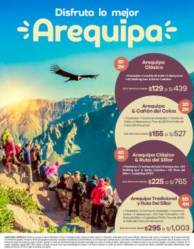 Arequipa - Programas Regulares