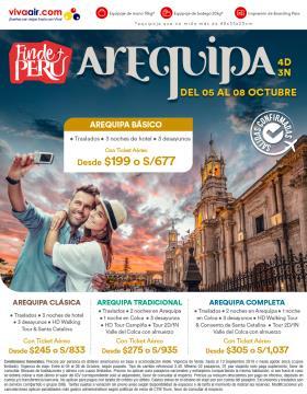 Finde Perú - Arequipa