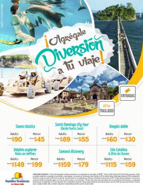 Excursiones Opcionales Punta Cana