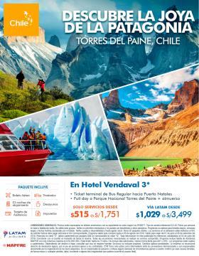 Descubre la Joya de la Patagonia