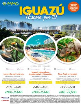 Iguazú espera por ti - MMC