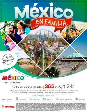 México en familia