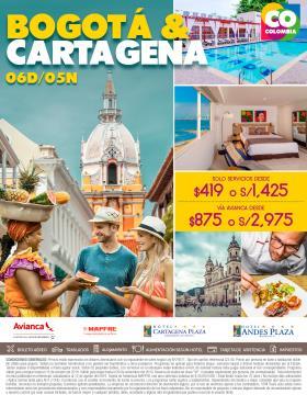 Bogotá & CTG - Dorado Plaza