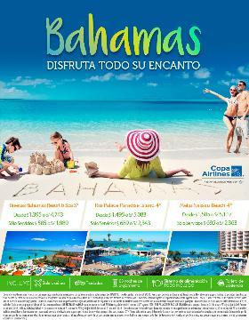 Bahamas Disfruta Todo su Encanto