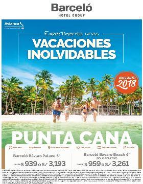 Experimenta unas vacaciones inolvidables en Punta Cana - Barceló