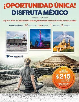 Oportunidad Única  - Disfruta México