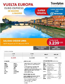 Euro Express - TravelPlan (Junio)