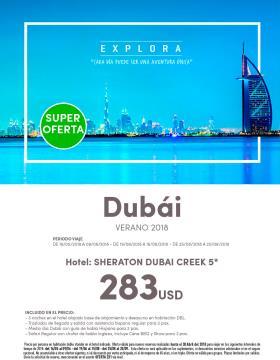 Explora Dubai