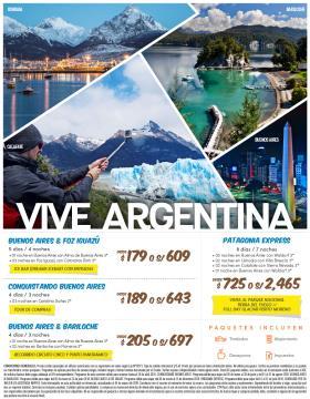 VIVE ARGENTINA