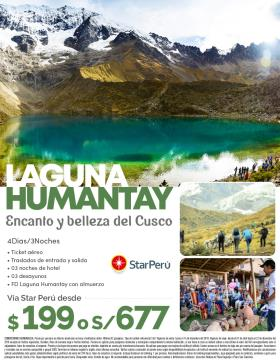 Laguna Humantay - Encanto y Belleza del Cusco