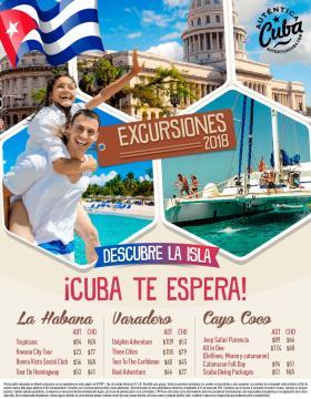 Excursiones Opcionales Cuba