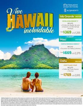 Vive Hawaii Inolvidable