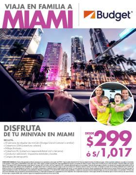 Viaja en familia a Miami