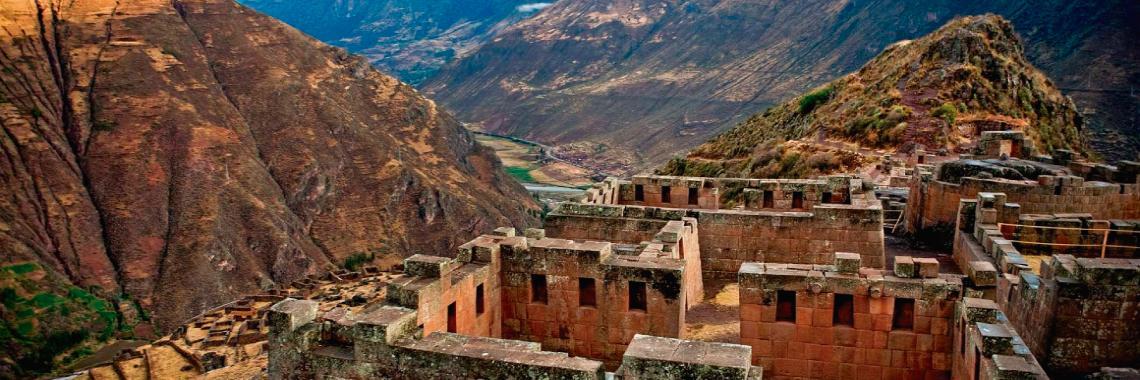 ICONIC WONDERS OF PERU