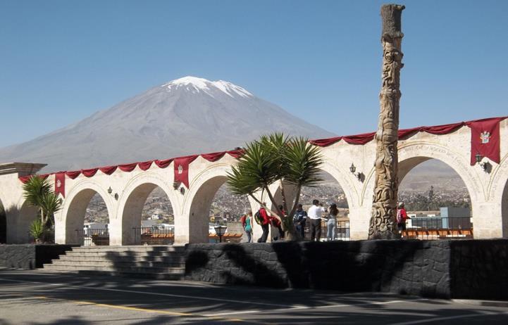 City Tour & Santa Catalina Convent