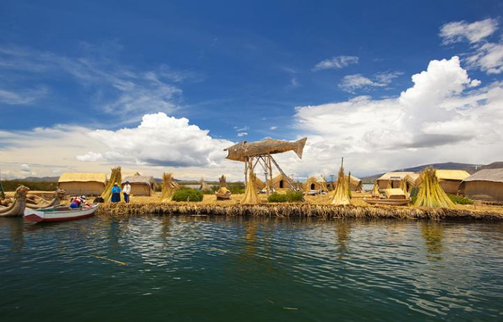 Island of los Uros & Taquile